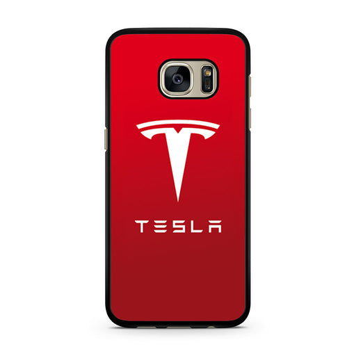 Tesla Motors Samsung Galaxy S7 case