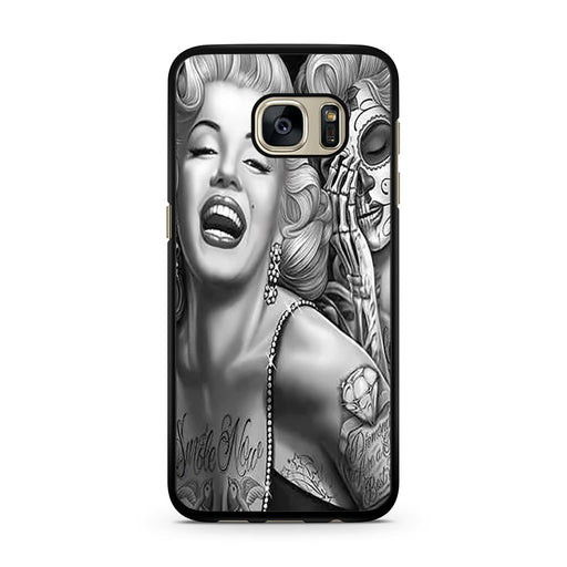 Marilyn Monroe Samsung Galaxy S7 case