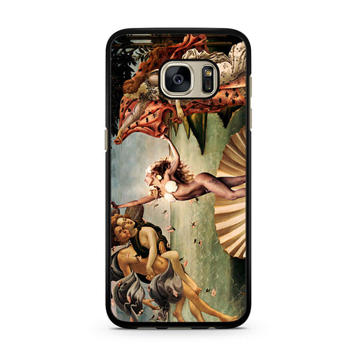 Venus Lady Gaga Painting Samsung Galaxy S7 case