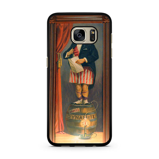 The Haunted Mansion Stretching Painting Dynamite Samsung Galaxy S7 case