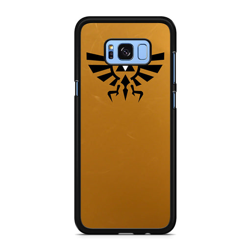 Zelda Triforce Golden Samsung Galaxy S8/S8+ case