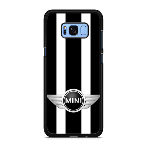 Mini Cooper Black Samsung Galaxy S8/S8+ case