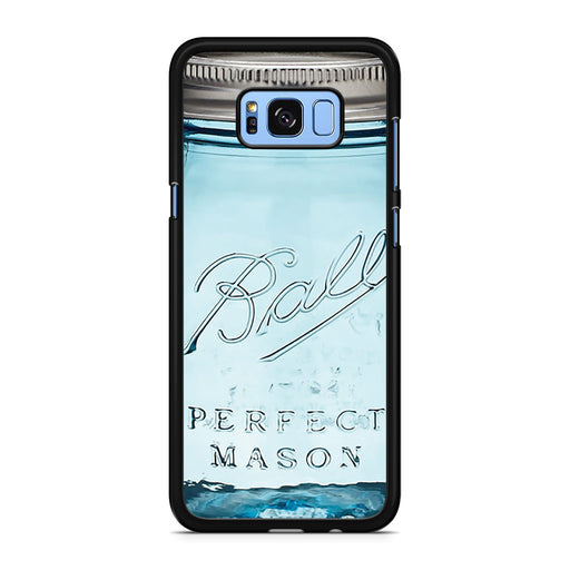 Mason Jar Samsung Galaxy S8/S8+ case