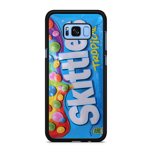 Skittles Tropical Samsung Galaxy S8/S8+ case