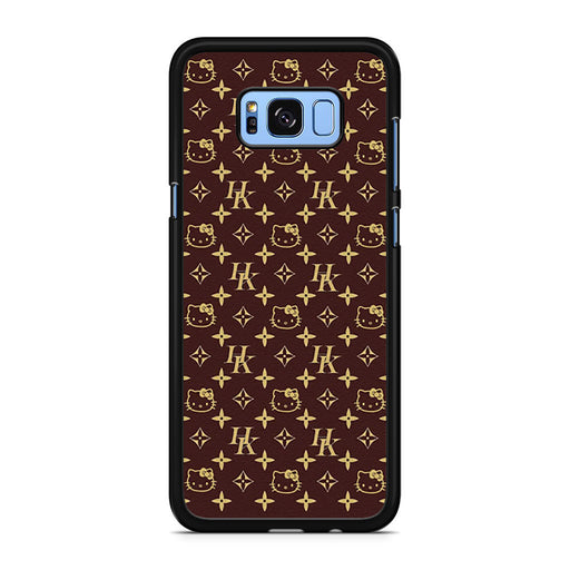 Louis Vuitton Hello Kitty Samsung Galaxy S8/S8+ case