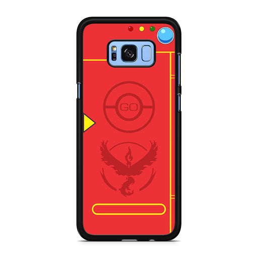 Pokemon Go Team Valor Pokedex Samsung Galaxy S8/S8+ case