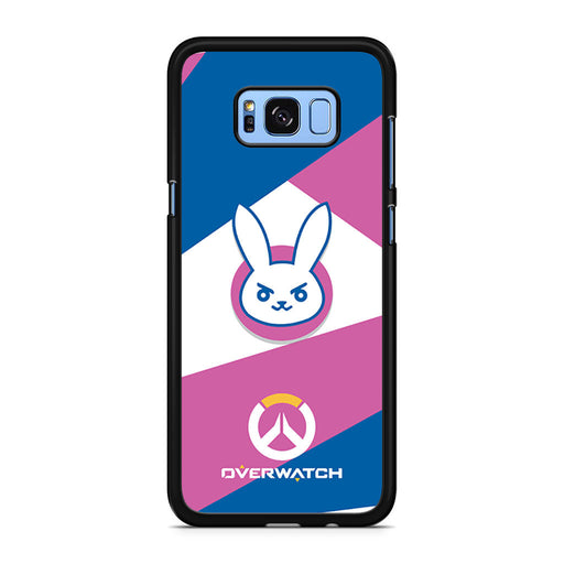 Overwatch D.Va Samsung Galaxy S8/S8+ case
