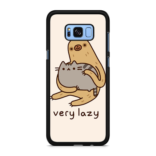 Pusheen Cat And Sloth Samsung Galaxy S8/S8+ case