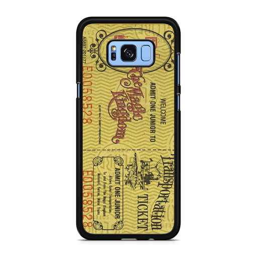 Transportation World Disney World Vintage Disneyland Samsung Galaxy S8/S8+ case