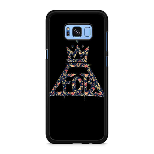 Fall Out Boy Flower Samsung Galaxy S8/S8+ case