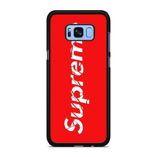 Supreme Samsung Galaxy S8/S8+ case