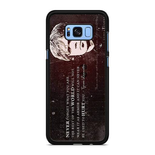 Tyrion Lannister Quote Samsung Galaxy S8/S8+ case