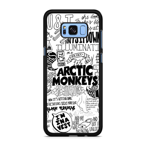 Arctic Monkeys Samsung Galaxy S8/S8+ case