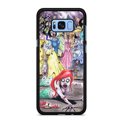 Zombie Princess Samsung Galaxy S8/S8+ case