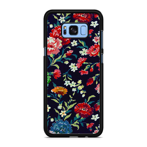Vampire Weekend Floral Pattern Samsung Galaxy S8/S8+ case