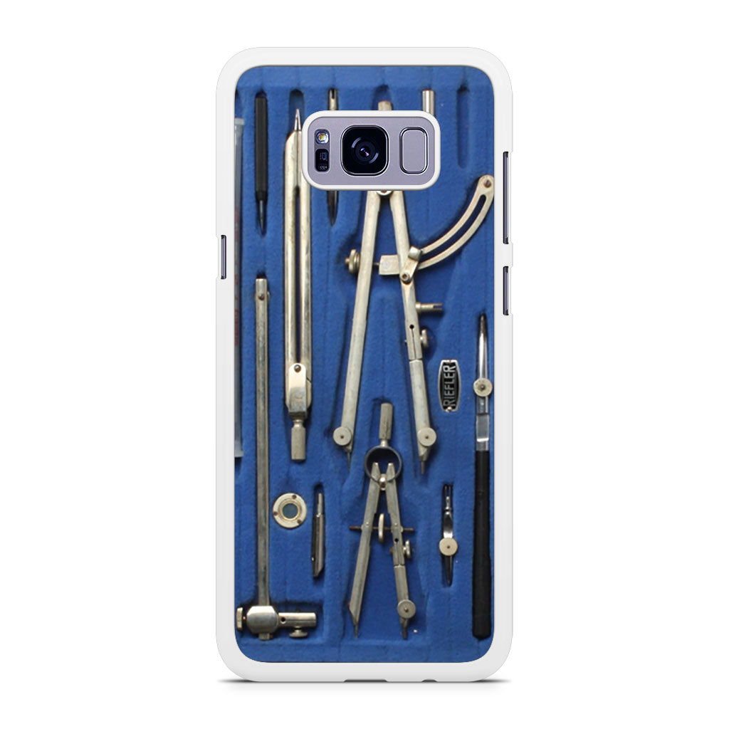 Drafting Set Compass Samsung Galaxy S8/S8+ case