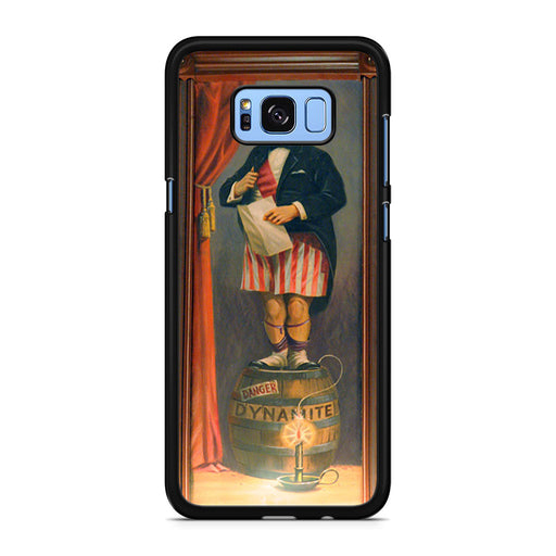 The Haunted Mansion Stretching Painting Dynamite Samsung Galaxy S8/S8+ case