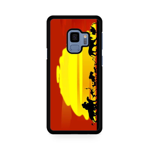 The Lion King Sunset Hakuna Matata Samsung Galaxy S9/S9+ case