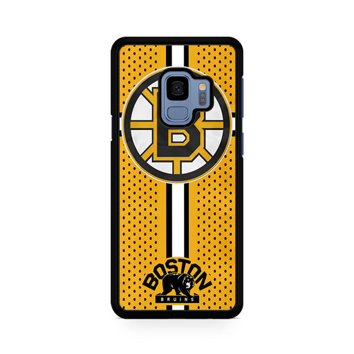 Custom Boston Bruins Hockey Samsung Galaxy S9/S9+ case