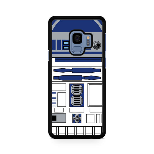 R2D2 Artoo Detoo Star Wars Samsung Galaxy S9/S9+ case