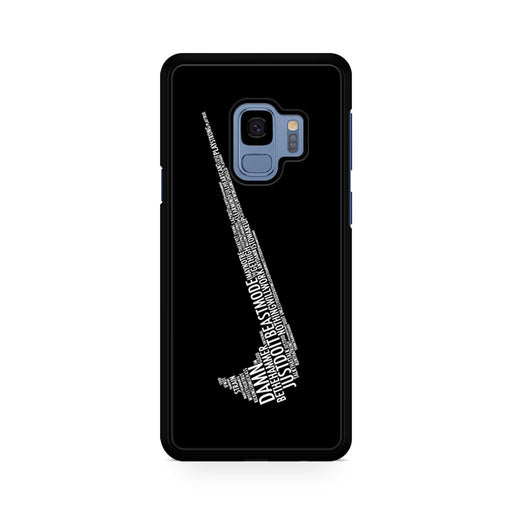 Nike Word Samsung Galaxy S9/S9+ case