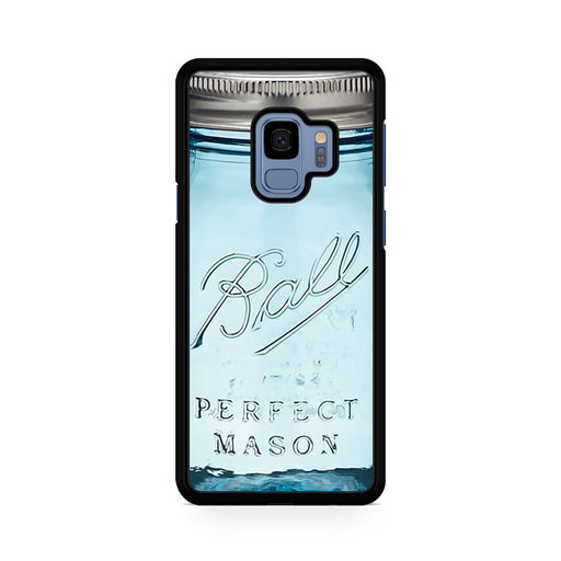Mason Jar Samsung Galaxy S9/S9+ case