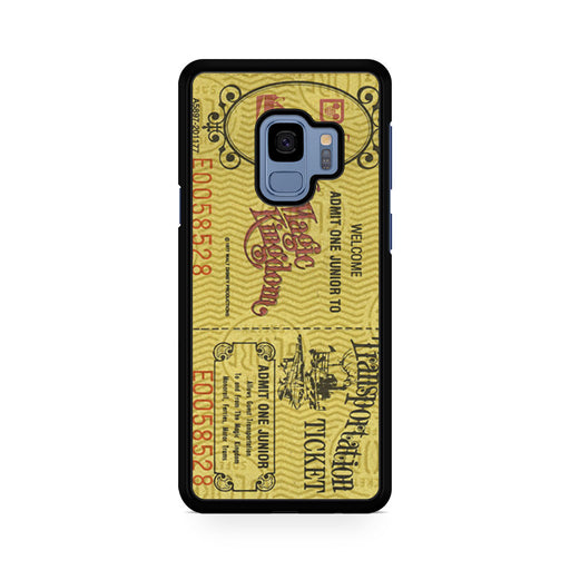 Transportation World Disney Vintage Disneyland Samsung Galaxy S9 Case