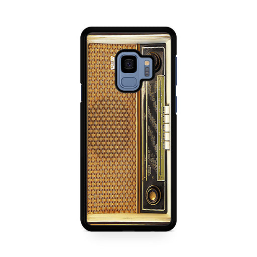 Retro Vintage Old Radio Samsung Galaxy S9/S9+ case