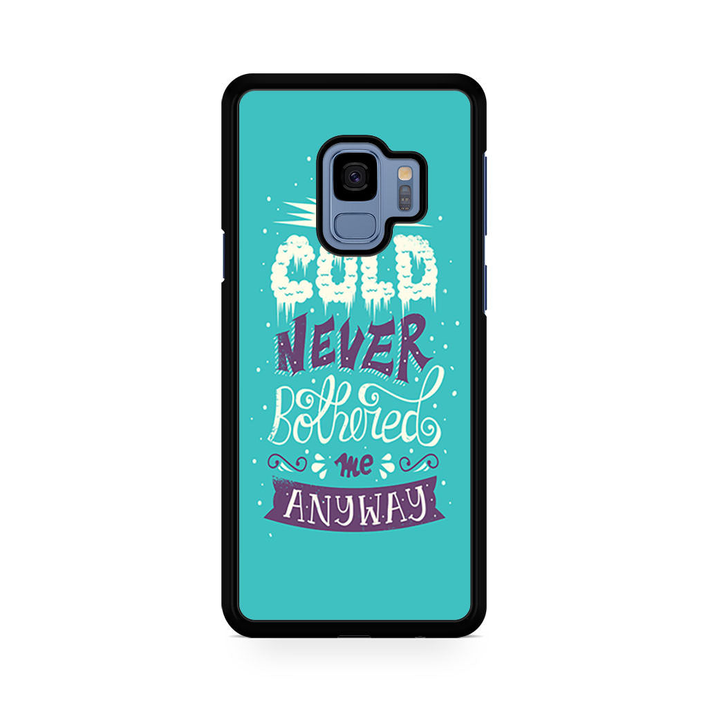 Frozen Collage Quotes Samsung Galaxy S9/S9+ case
