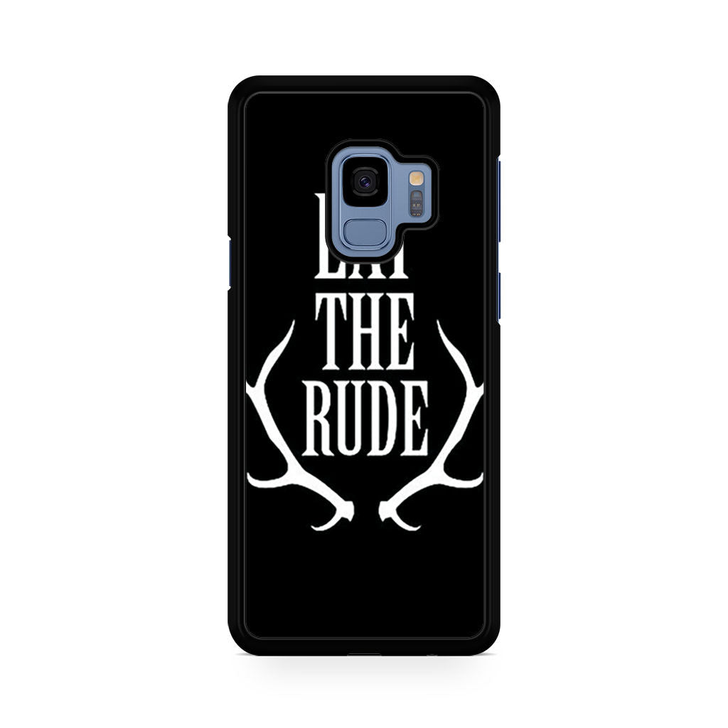 Eat the Rude Samsung Galaxy S9/S9+ case