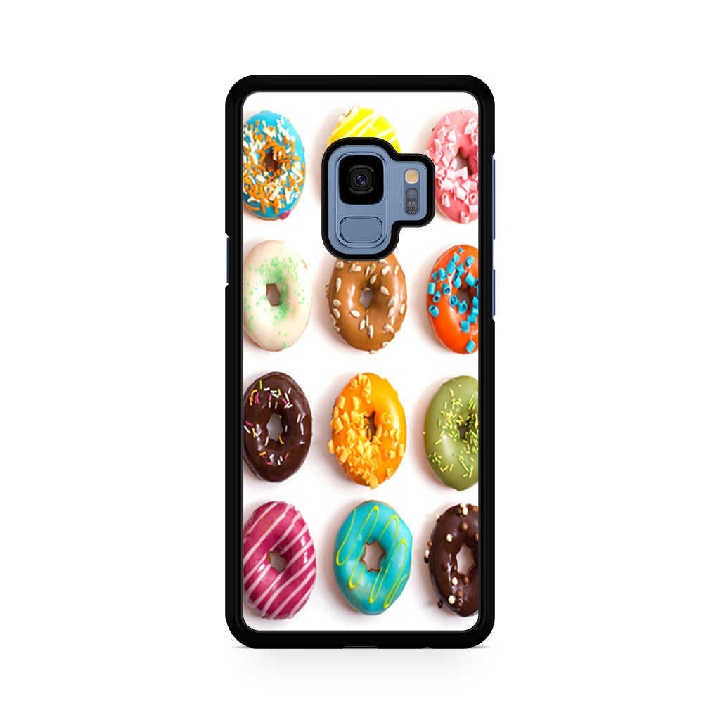All Donuts Samsung Galaxy S9/S9+ case