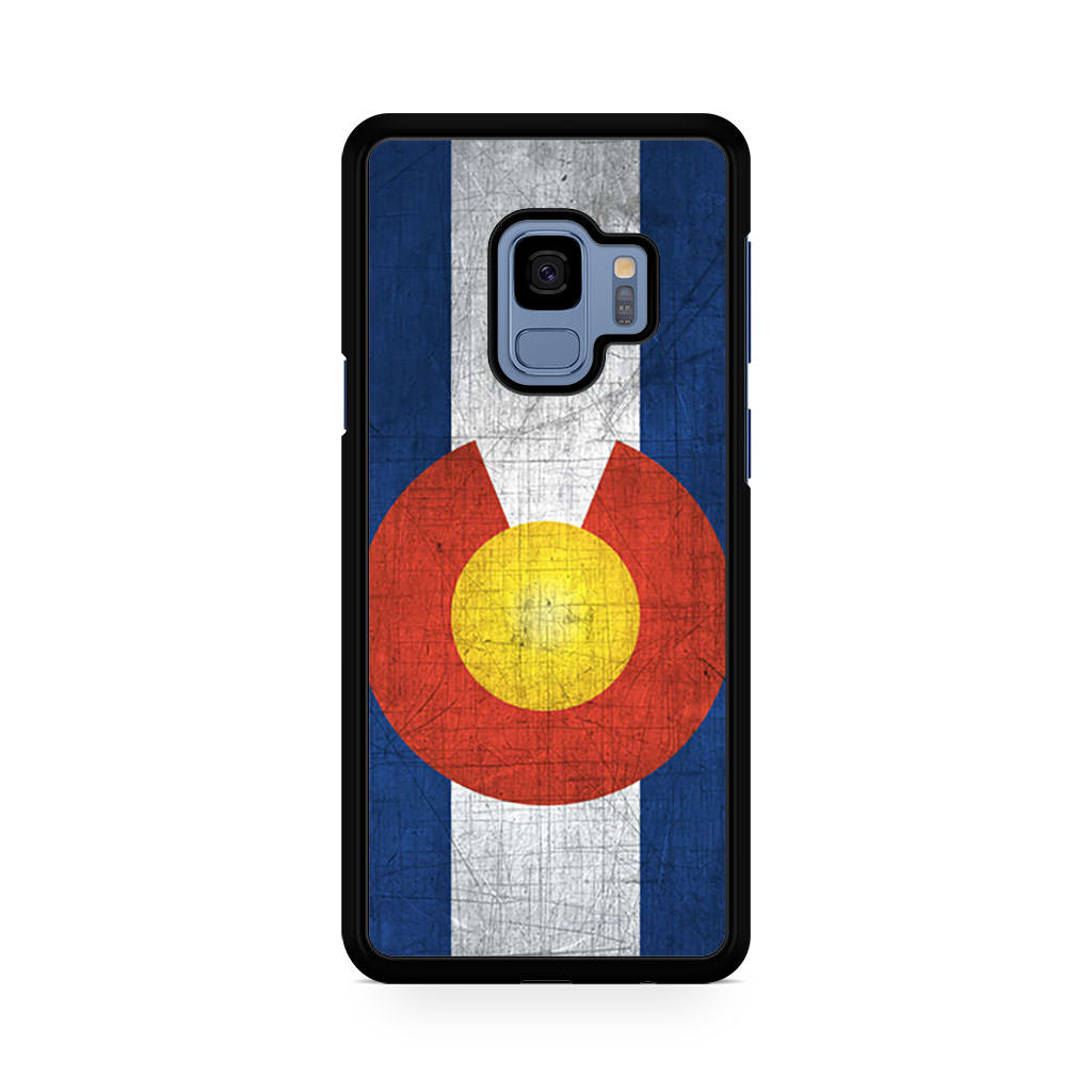 Colorado Flag Samsung Galaxy S9/S9+ case