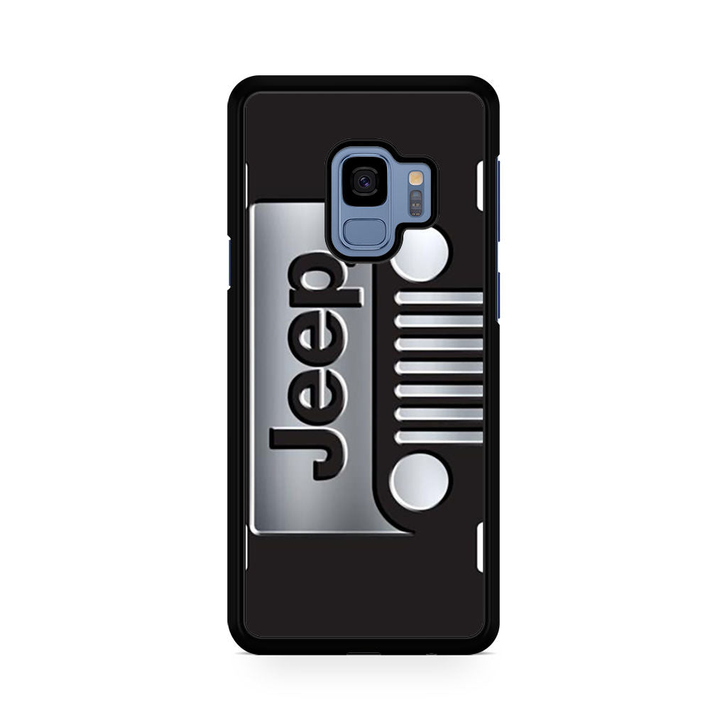 Jeep Samsung Galaxy S9/S9+ case