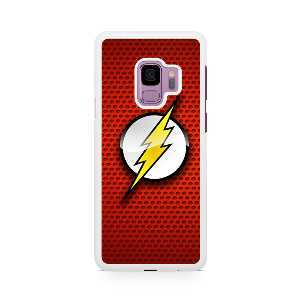 The Flash Logo Samsung Galaxy S9/S9+ case