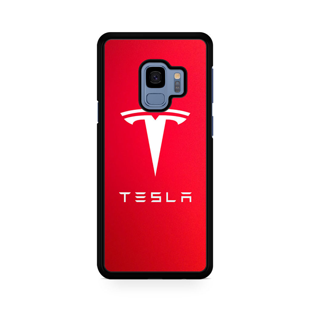 Tesla Motors Samsung Galaxy S9/S9+ case