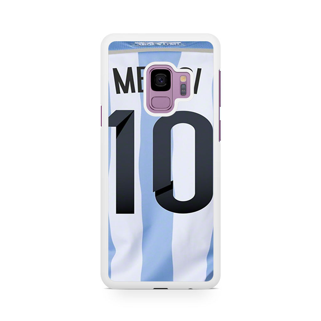 Messi Jersey Samsung Galaxy S9/S9+ case
