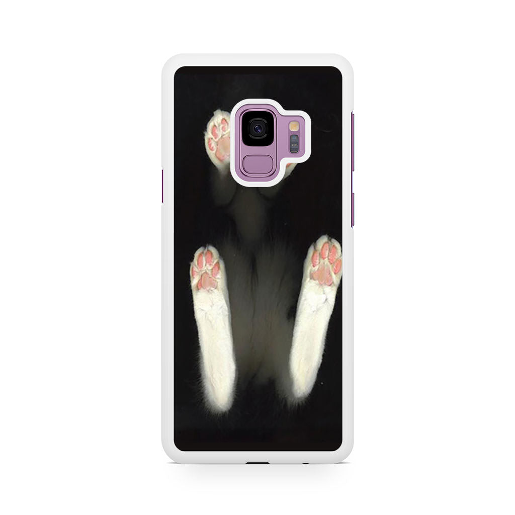 Cute Cat Feet Samsung Galaxy S9/S9+ case