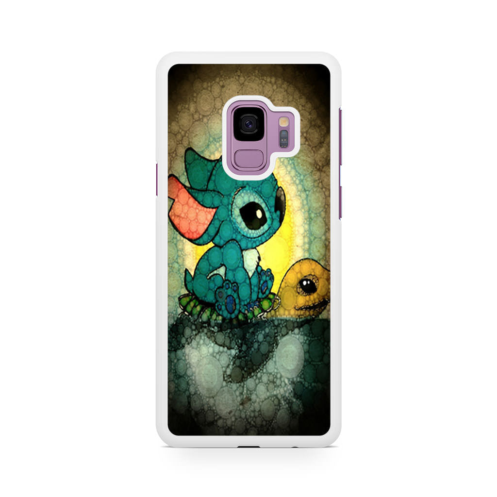 Stitch Stained Glass Samsung Galaxy S9/S9+ case