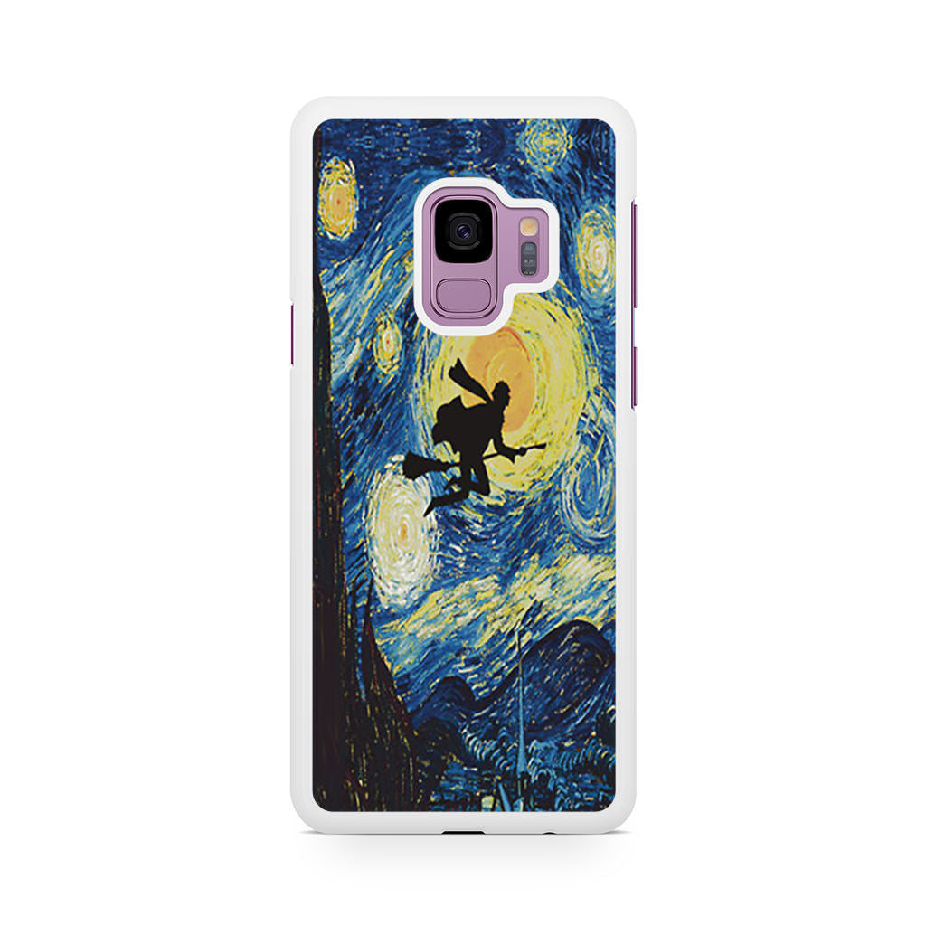 Harry Potter Starry Night Samsung Galaxy S9/S9+ case