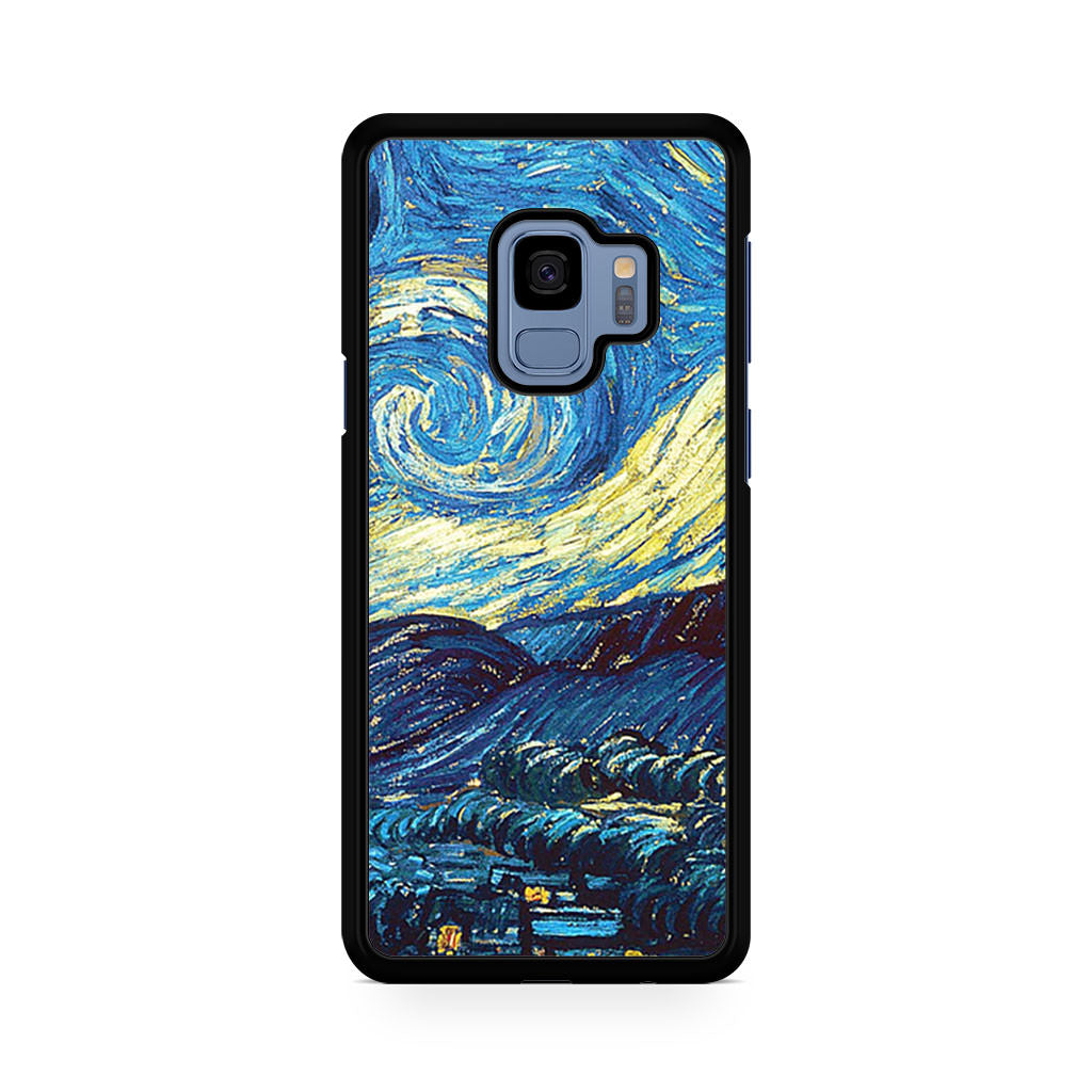 Starry Night Samsung Galaxy S9/S9+ case