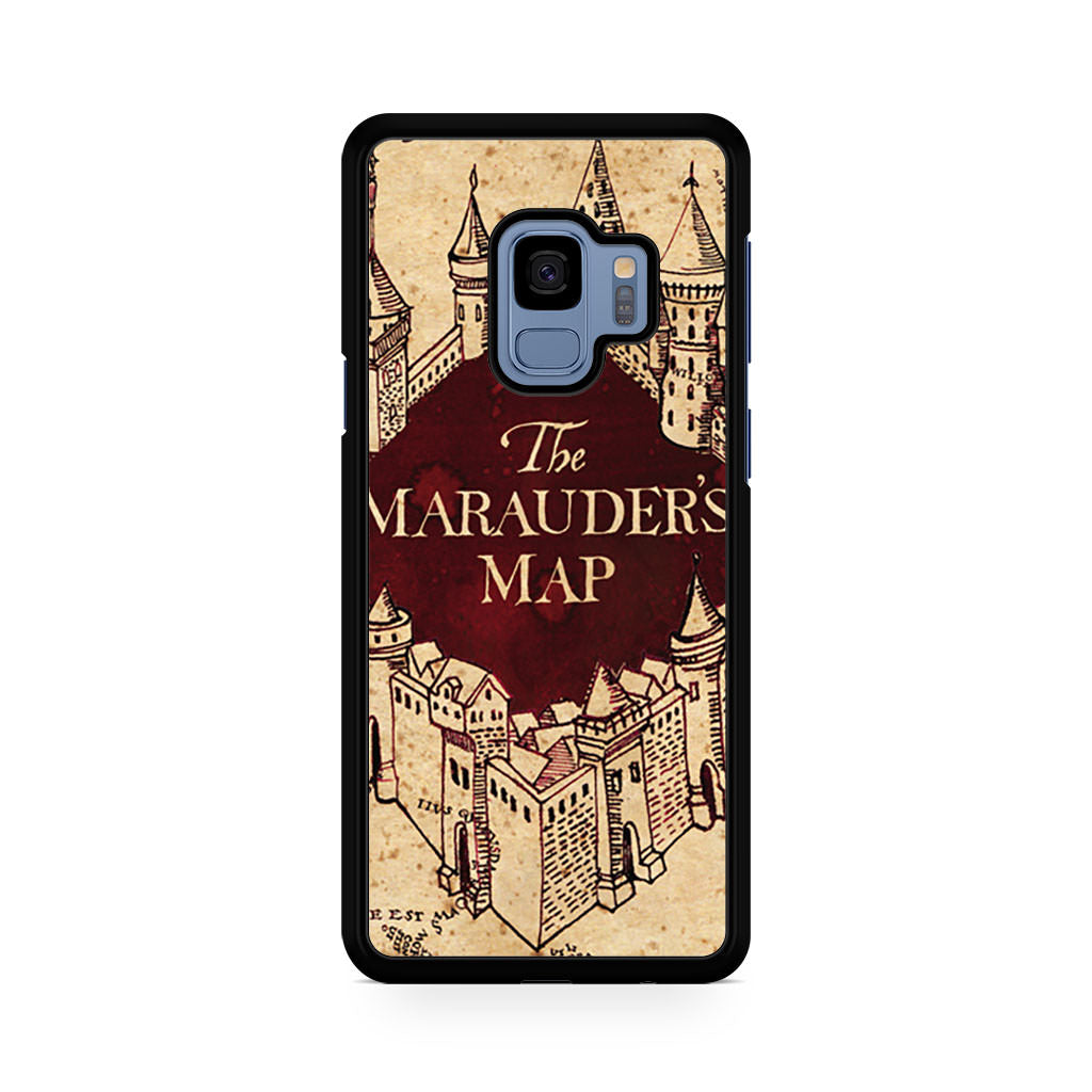 Harry Potter Marauder's Map Samsung Galaxy S9/S9+ case