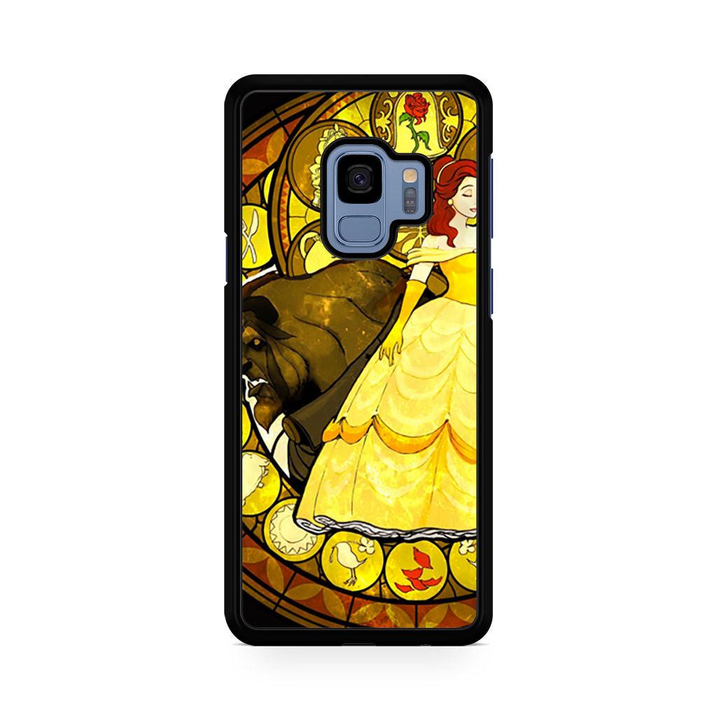 Belle Stained Glass Samsung Galaxy S9/S9+ case