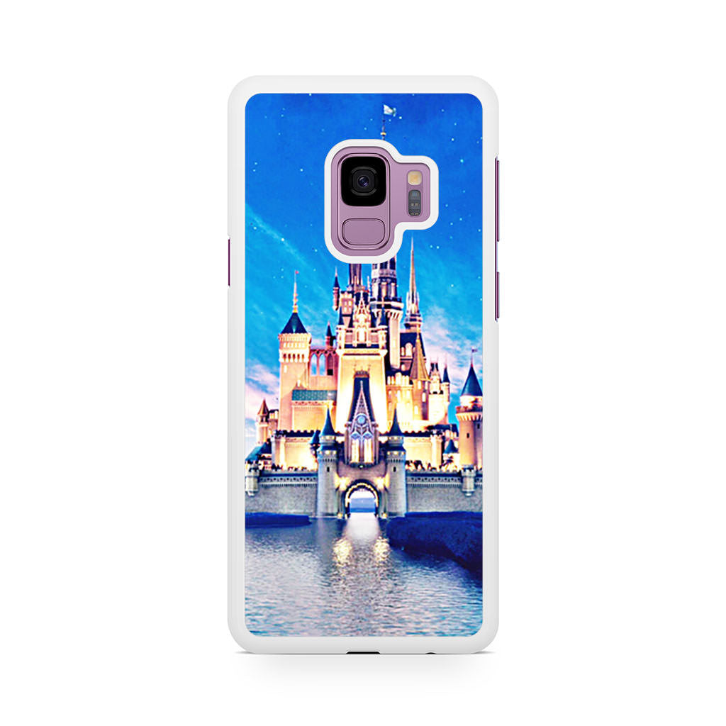 Disney Castle Samsung Galaxy S9/S9+ case