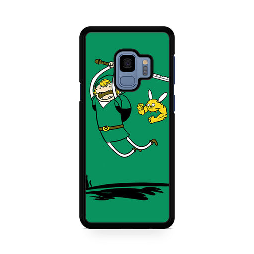 Zelda Adventure Time Zelda Finn and Jake Samsung Galaxy S9/S9+ case