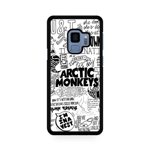Arctic Monkeys Samsung Galaxy S9/S9+ case