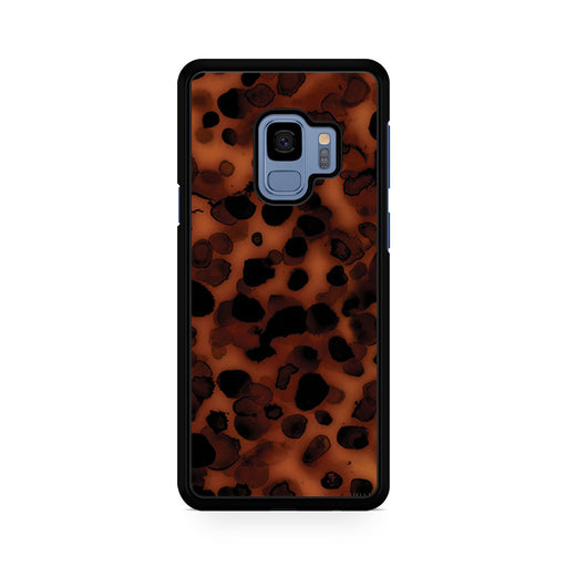 Tortoise Shell Pattern Samsung Galaxy S9/S9+ case