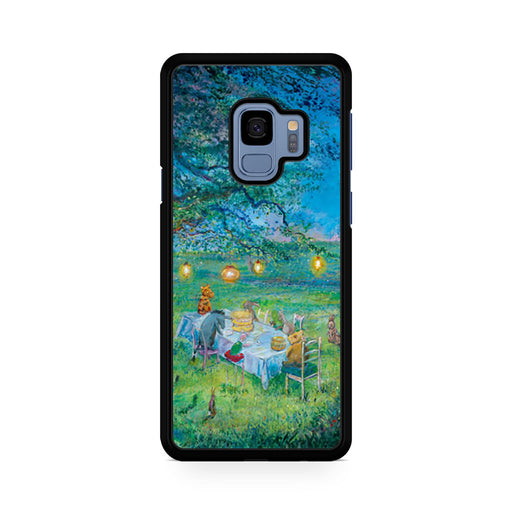 Winnie The Pooh Artwork Watercolor Painting Samsung Galaxy S9/S9+ case