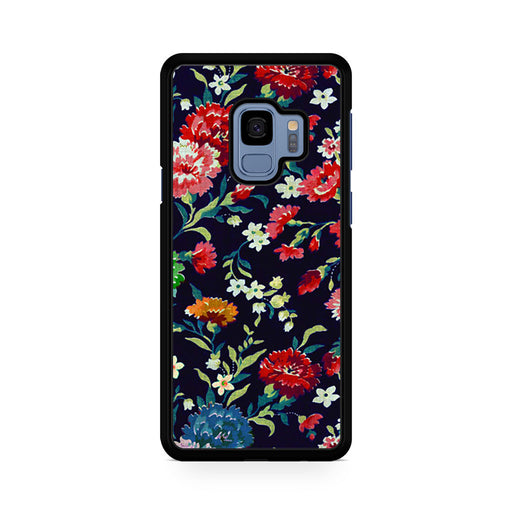 Vampire Weekend Floral Pattern Samsung Galaxy S9/S9+ case