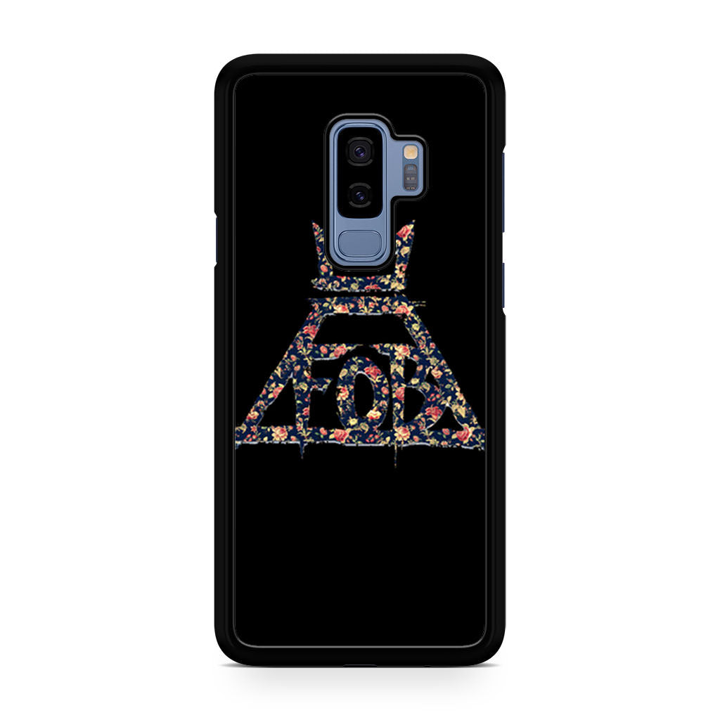 Fall Out Boy Flower Samsung Galaxy S9/S9+ case