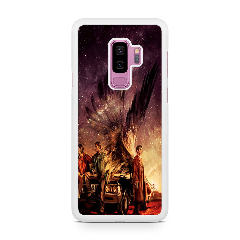 Supernatural Painting Art Samsung Galaxy S9/S9+ case